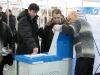 Посетители выставки осматривают «Копиркин Профи»